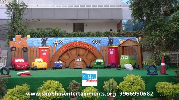 birthday theme decorators in hyderabad