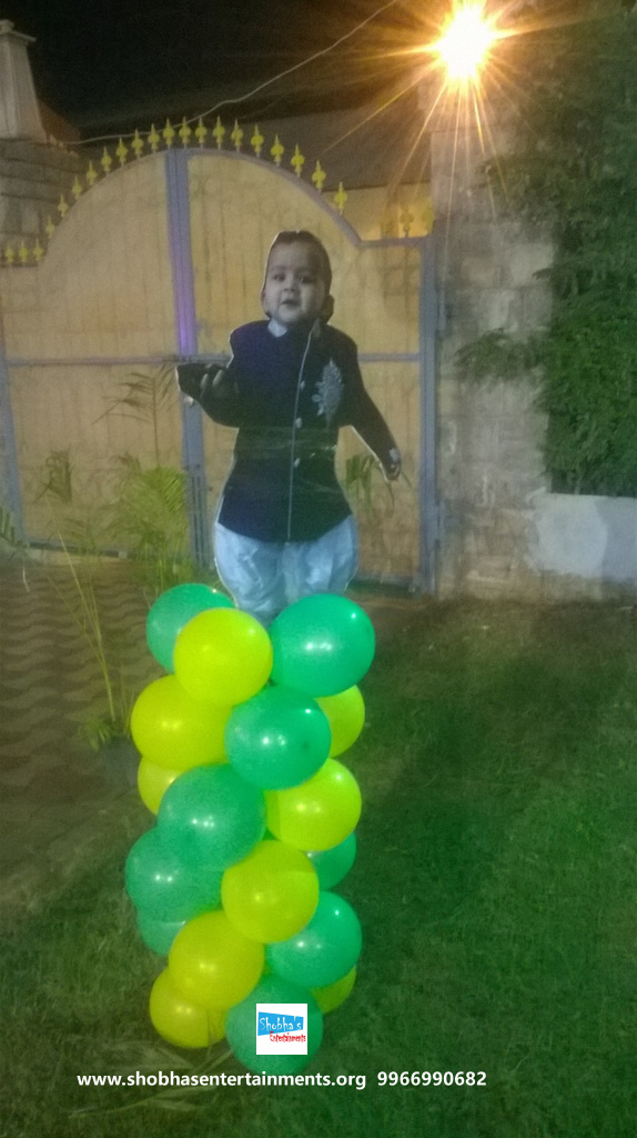 jungle theme  decoration for kids birthday party (16)