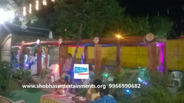 jungle theme  decoration for kids birthday party (17)