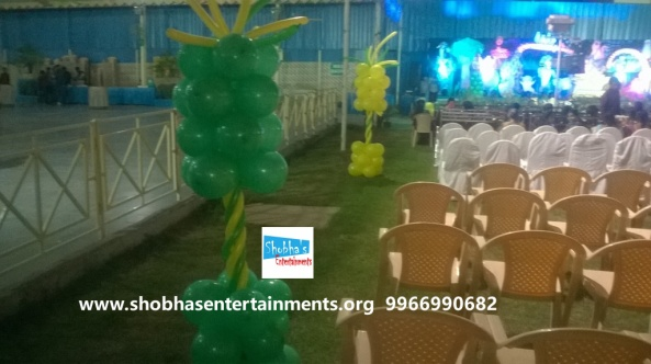 jungle theme  decoration for kids birthday party (8)
