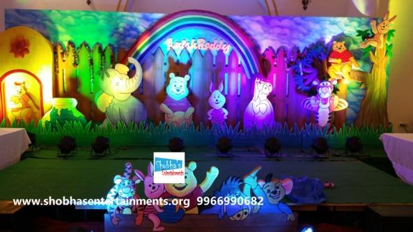 birthday party decorators in Hyderabad and warangal