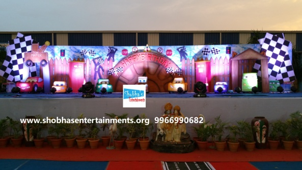 birthday party decorators in Hyderabad and warangal
