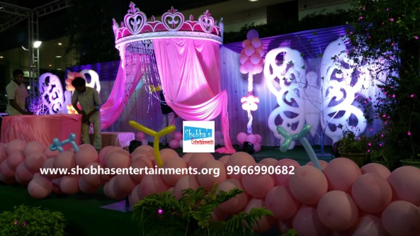Looking For Elegant Kids Birthday Party Decorators In Hyderabad