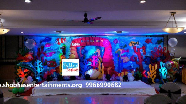 abirthday party decorators in Hyderabad