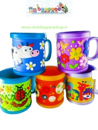 embozed 3d rumbber cups (1)