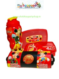 gift set with luch box, sipper water bottle and magic pencil box 175 (2)