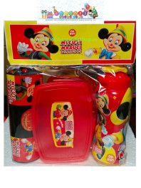 gift set with luch box, sipper water bottle and magic pencil box 175 (3)