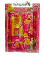 Stationary gift set with 4 pencils,scale,eraser,sharpener,bookand 2 caps.jpg (3)