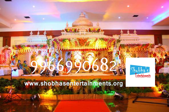 wedding and marriage flower decorators in hyderabad1