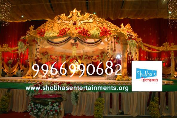 wedding and marriage flower decorators in hyderabad9