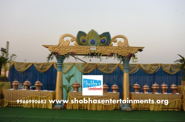 wedding and reception stage decorators in hyderabad (10)