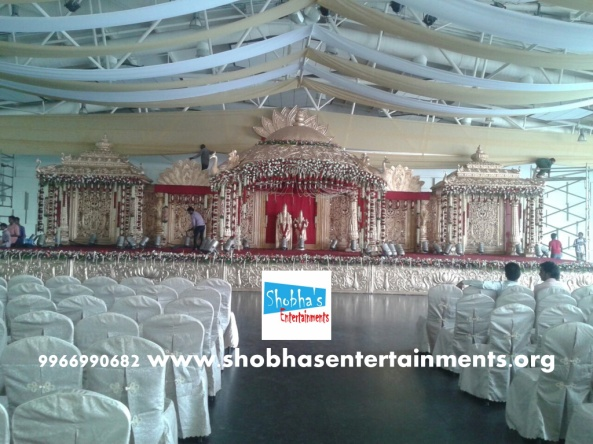 wedding and reception stage decorators in hyderabad (1)
