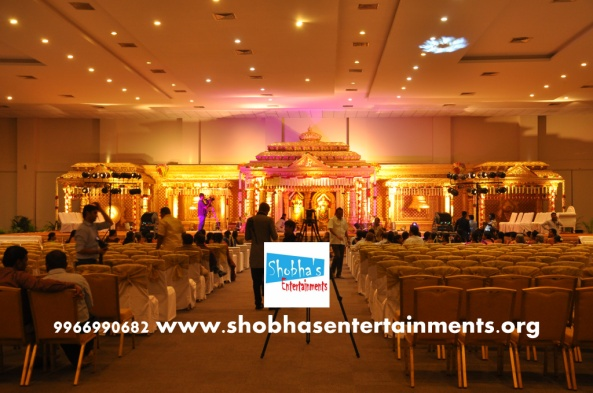 wedding and reception stage decorators in hyderabad (14)