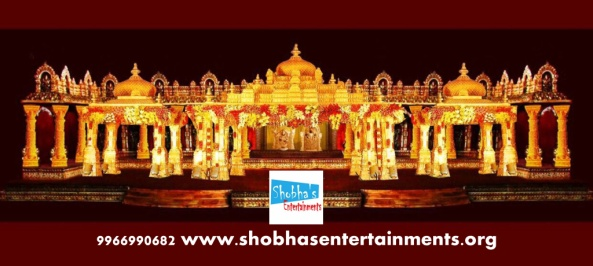 wedding and reception stage decorators in hyderabad (2)