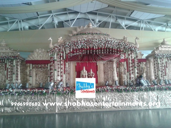 wedding and reception stage decorators in hyderabad (5)