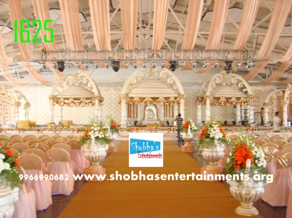 wedding and reception stage decorators in hyderabad (6)