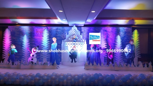 frozen theme stage decorations.jpg  (10)