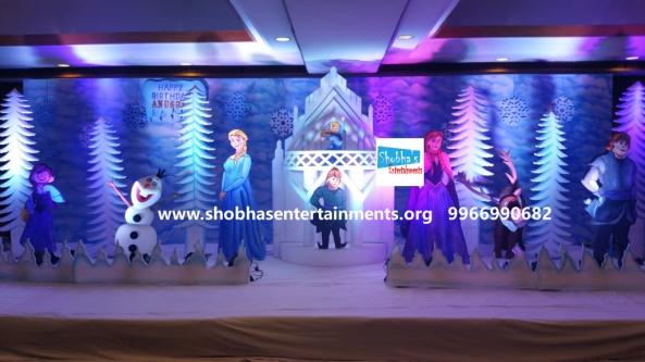 frozen theme stage decorations.jpg  (3)