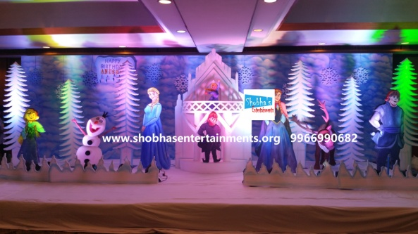 frozen theme stage decorations.jpg  (4)