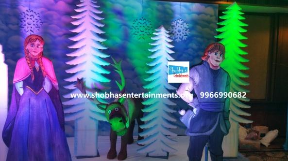 frozen theme stage decorations.jpg  (7)