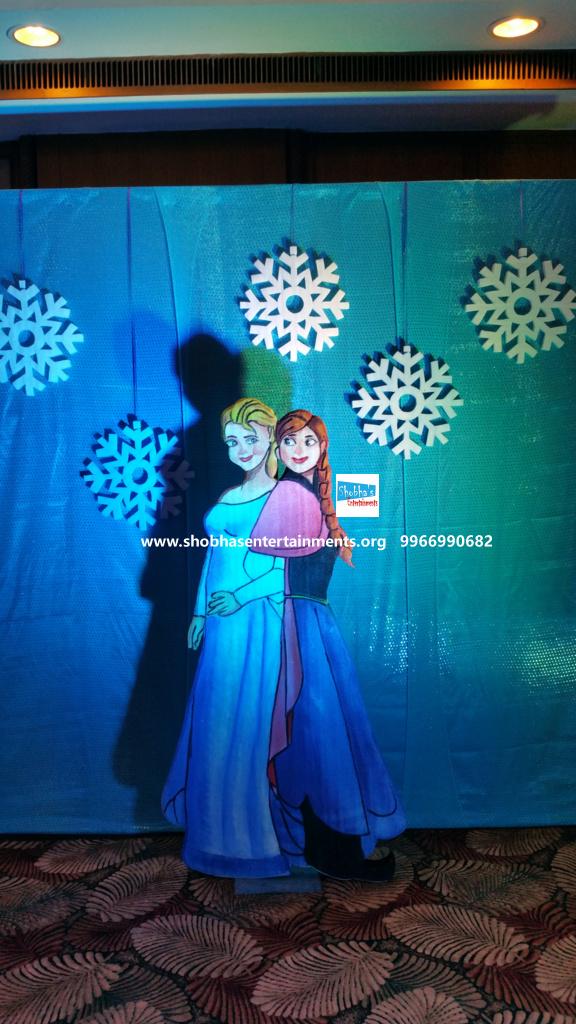 frozen theme stage decorations.jpg (9)