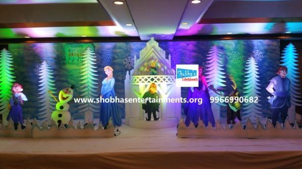 frozen theme stage decorations.jpg