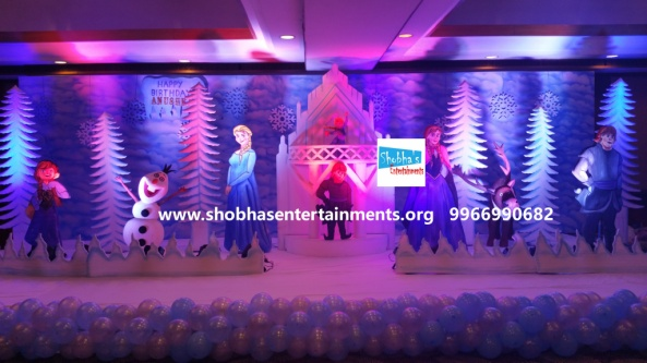 frozen theme stage decorations.jpg
