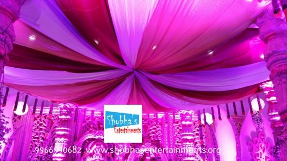 Wedding stage decorators in hyderabad