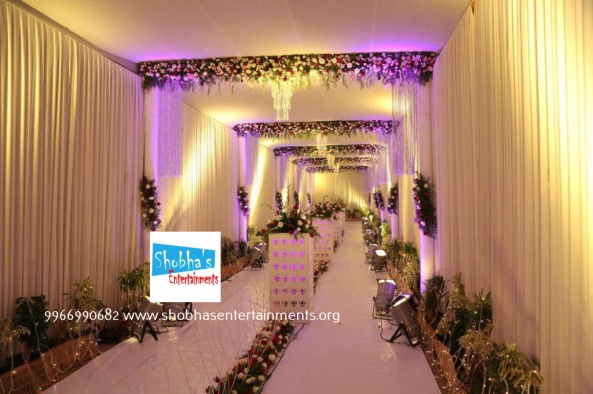 Reception, sangeet and engagement stage decorators in hyderabad (17)