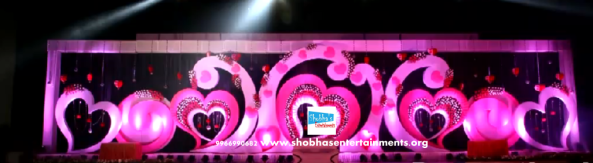 wedding and reception stage decorators in hyderabad (3)