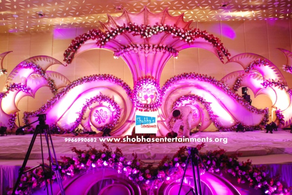 wedding and reception stage decorators in hyderabad (42)