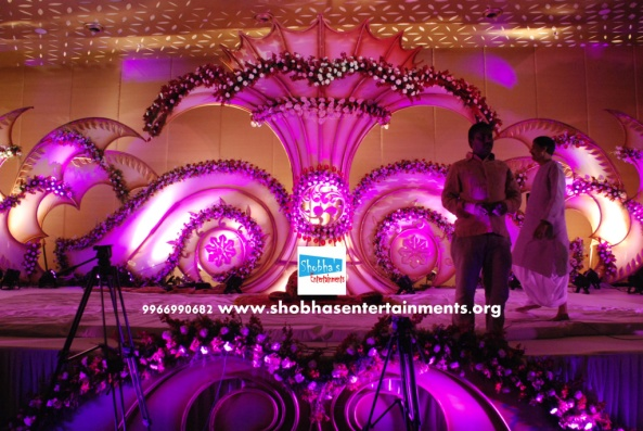 wedding and reception stage decorators in hyderabad (43)