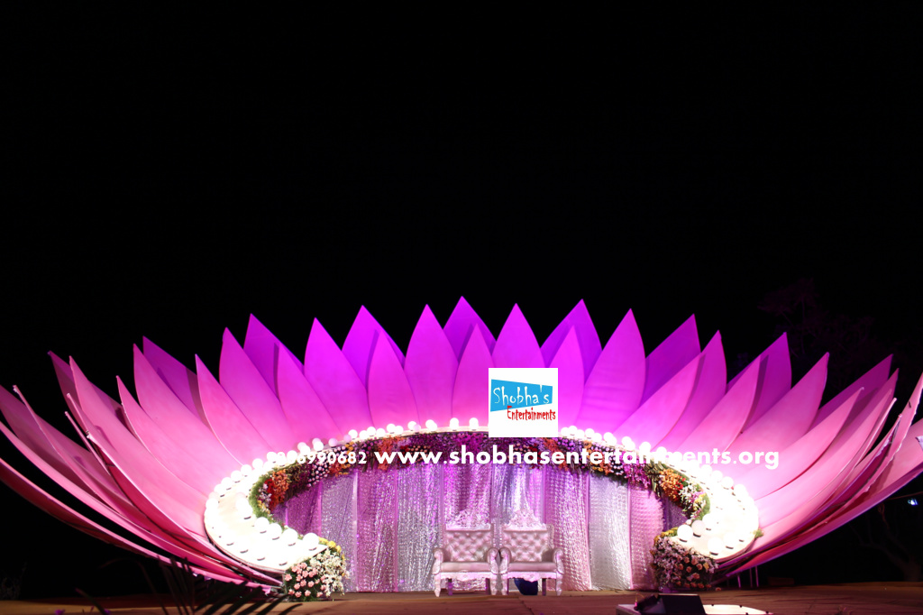 Reception Decorationsengagement Decorators Sangeet Cermony