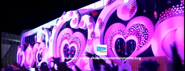 wedding and reception stage decorators in hyderabad (6)