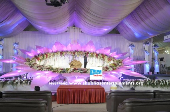 wedding and reception stage decorators in hyderabad (7)