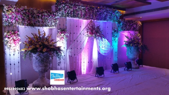 engagement and reception wedding decorators in hyderabad (12)