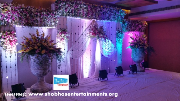 engagement and reception wedding decorators in hyderabad (13)