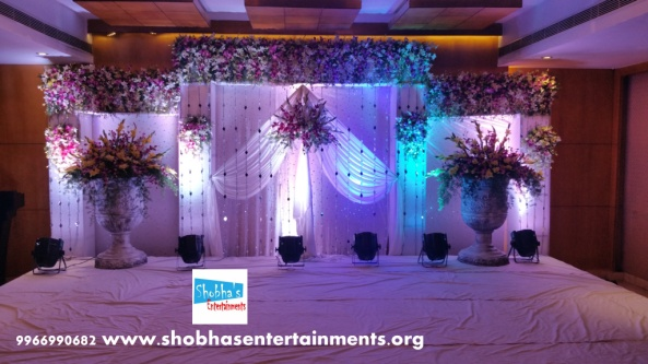engagement and reception wedding decorators in hyderabad (2)