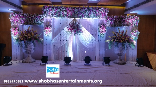 engagement and reception wedding decorators in hyderabad (21)