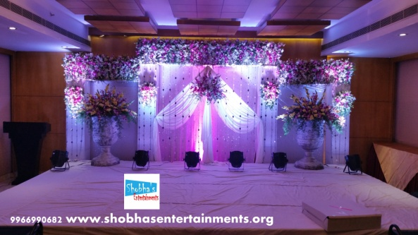 engagement and reception wedding decorators in hyderabad (29)
