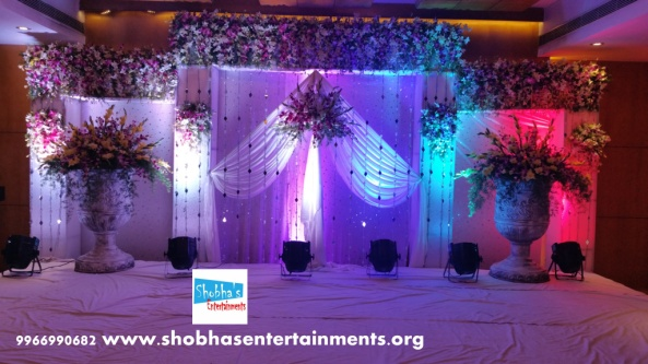 engagement and reception wedding decorators in hyderabad (6)