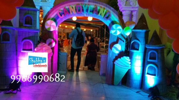 candy land theme birthday party decorators in hyderabad (13)