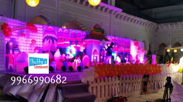 candy land theme birthday party decorators in hyderabad (15)