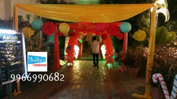 candy land theme birthday party decorators in hyderabad (2)