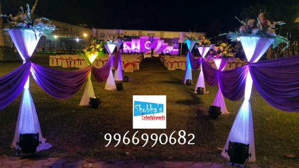 Reception stage flower decorators and wedding planners in hyderabad (4)
