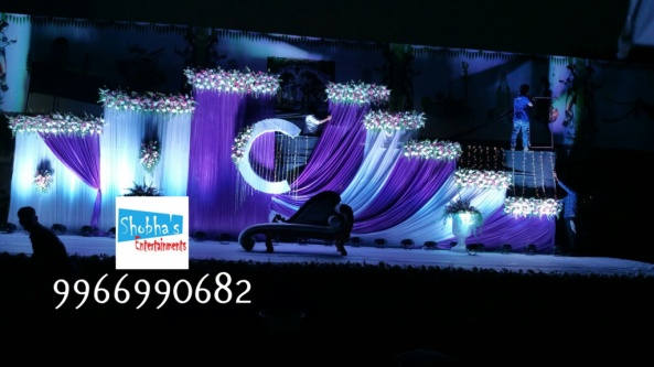 Reception stage flower decorators and wedding planners in hyderabad (5)