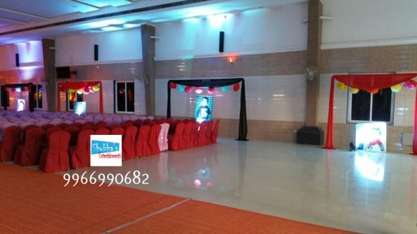 rockstar theme birthday party decorations in Hyderabad (12)