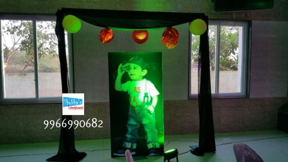 rockstar theme birthday party decorations in Hyderabad (13)