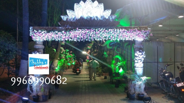 wedding and reception stage decorators in hyderabad (12)