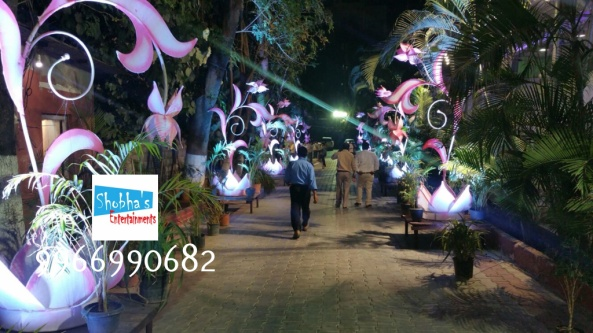 wedding and reception stage decorators in hyderabad (9)